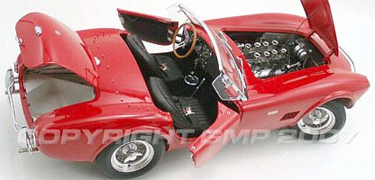 Shelby Cobra 1:12 scale, item #G1202612