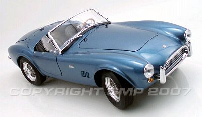 Shelby Cobra Guardsman Blue, item #G1202613