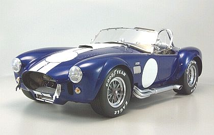 Shelby Cobra 427 S/C - 1/12 scale - Item #K08631B