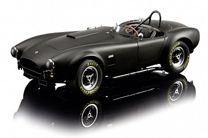 Shelby Race Cobra 289 • Matte Black • Limited Edition 500 pcs. Worldwide • #S450672600