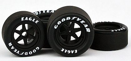 March Wheel & Tire Set • #R1853WHB