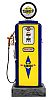 SUNOCO Regular Gas • Retro Fuel Pump • #TSM13AC22