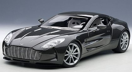 Aston Martin One-77 • Spirit Grey • #AA70242