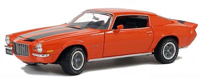 1970 Camaro Z28 in Hugger Orange, item #FMe155