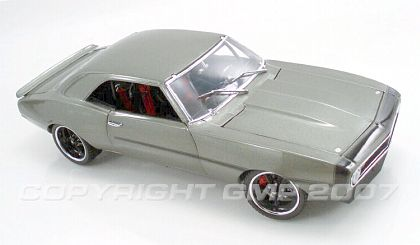 Lateral G '68 Street Fighter Camaro - Item #G1800317