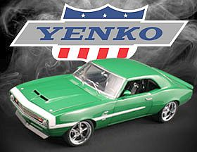 1968 YENKO Street Fighter Camaro SS • 427cid Chevy engine • #G1800327