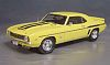 1969 Yenko 427 Camaro • Yellow with Black stripes • #HW61-50390