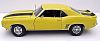 1969 Camaro Z/28 Sport Coupe • Yellow with Black stripes • #HW61-50395