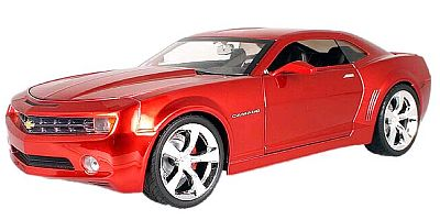 Camaro 2006 Concept Coupe red metallic, item #jt91077red