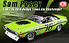 1970 Dodge Challenger T/A #76 • Sam Posey • #A1806009