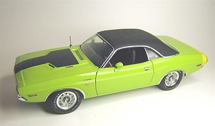 1970 Challenger R/T 440 Six Pack - Sublime Green - #50601 HW61