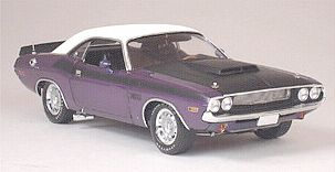 1970 Challenger T/A - Plum Crazy Purple - 60695HW61