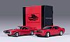 1970 & 2010 Dodge Challenger • Red • 40th Anniversary set • #50832HW61