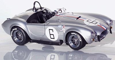 Item Kyosho-08046 Shelby Cobra #6 427S/C