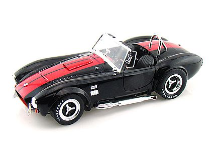 1966 Shelby Cobra 427 S/C • Black with Red stripes • #SC138