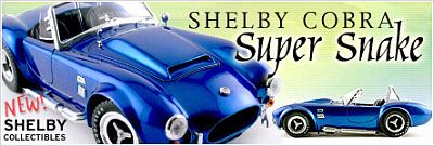 1966 Shelby Cobra 427 Super Snake, item #DC42707
