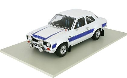 1974 Ford Escort RS2000 MK I • White-Blue • #T9-1800130