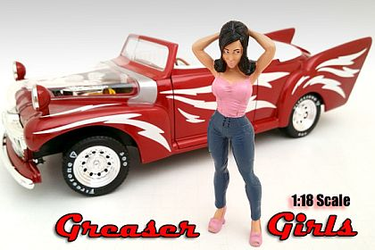 Maribel • Greaser Girl • #AD23810