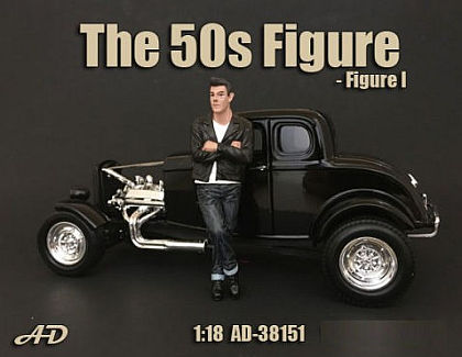 The 50s Figurine Nr. 1 • 1/18 scale • #AD38151