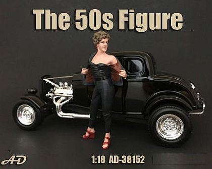 The 50s Figurine Nr. 2 • 1/18 scale • #AD38152
