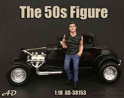 The 50s Figurine Nr. 3 • 1/18 scale • #AD38153
