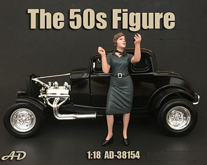 The 50s Figurine Nr. 4 • 1/18 scale • #AD38154