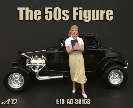The 50s Figurine Nr. 8 • 1/18 scale • #AD38158
