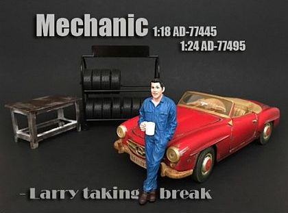 Larry • Mechanic • #AD77445