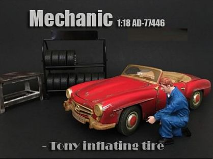 Tony • Mechanic • #AD77446