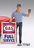 ERIC • Service Station • 1/18 scale Figurine • #AD77707