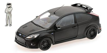 Top Gear Ford Focus RS500 • with The Stig Figurine • #MC519100800
