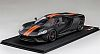 Ford GT • Matt Black with Competition Orange stripes • #TS0092
