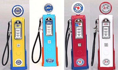 Yat Ming Gas Pumps FORD, CHEVROLET, PONTIAC, CORVETTE