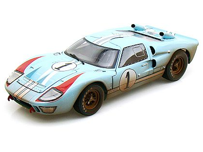 1966 Ford GT40 Mk.II #1 • 2nd Le Mans 1966 • Miles/Hulme • #SC405