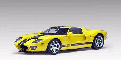 2004 Ford GT - Speed Yellow - AA73022