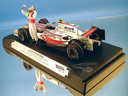 Lewis Hamilton FIRST F1 Grand Prix Win • Limited Edition • #HWM8742
