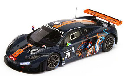 McLaren MP4-12C GT3 #88 • 2013 Spa 24-Hours • #TSM131815R