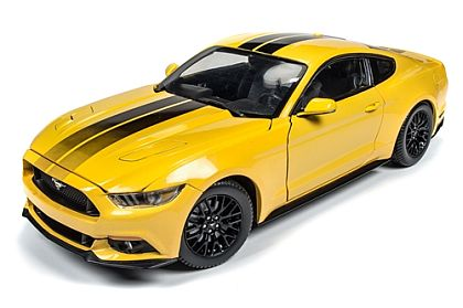 2016 Ford Mustang GT • Triple Yellow • #AW229
