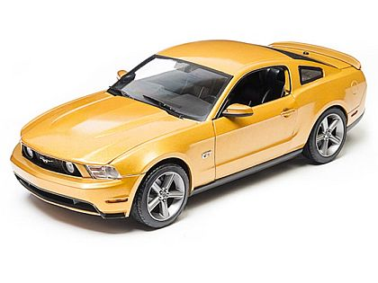 2010 Ford Mustang GT • Sunset Gold metallic • #GL12870
