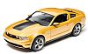 2010 Ford Mustang GT • Sunset Gold metallic  with hood stripe Package • #GL12870B