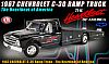 1967 Chevrolet C-30 Ramp Truck • The Heartbeat of America • #A1801708 • www.corvette-plus.ch