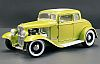 Ford 5-Window Coupe • Lemon Cosmic Dust • Grand National Deuce Series • #A1805006