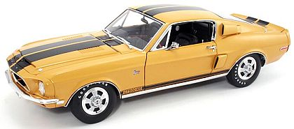 1968 Shelby Mustang G.T.500KR • Special 'WT5014' color with Black stripes • #A1801807S
