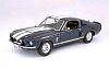 1967 Shelby Mustang G.T.350 blue with white stripes, Item #ED701