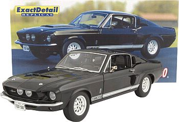 Item ED-706 1967 Shelby G.T.500 black