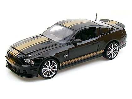 2012 Ford Shelby GT500 Super Snake • Black with Gold stripes • #SC322A