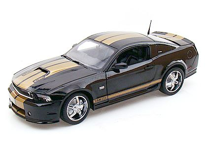 2012 Ford Shelby GT350 • Black with Gold stripes • #SC323A