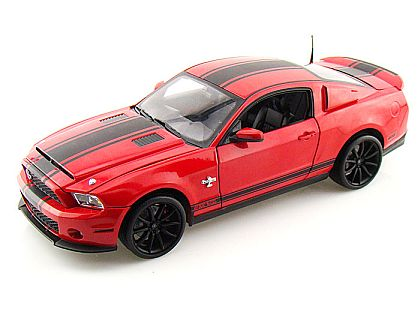 2012 Shelby GT500 Supersnake • Red with Black stripes • #SC371