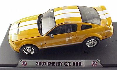 Shelby 2007 GT500 Mustang, item #DC750011