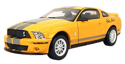 Item DC07500010 2007 Shelby GT Limited Autographed Edition